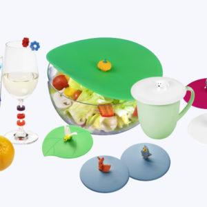 pokrywki i akcesoria do napojów